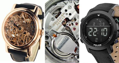 76301d60edb9 Плюсы и минусы механических аксессуаров. Главной особенностью таких наручных  часов ...