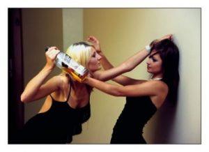 Бійка дівчат