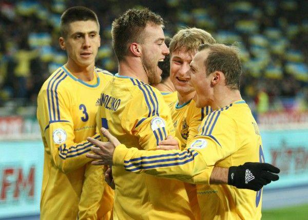 Збірна України із футболу розгромила французів: 2:0