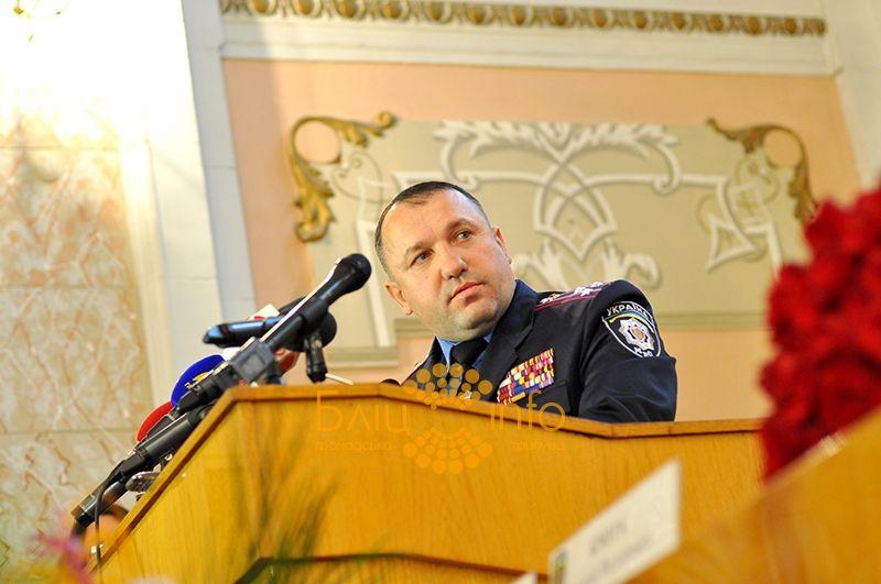 Головним міліціонером Прикарпаття став браток члена Партії регіонів