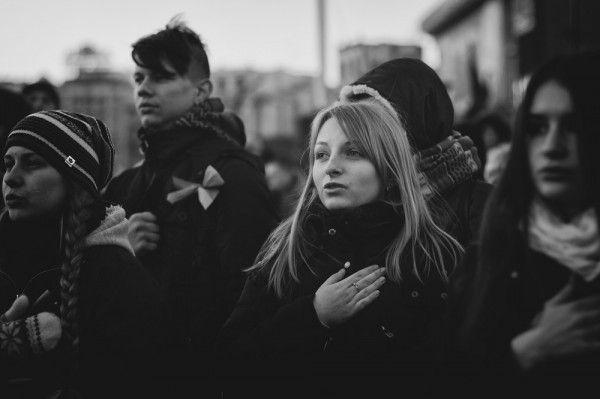 """Регіонали та комуністи """"прийняли"""" пакет законів для боротьби з громадянами України"""