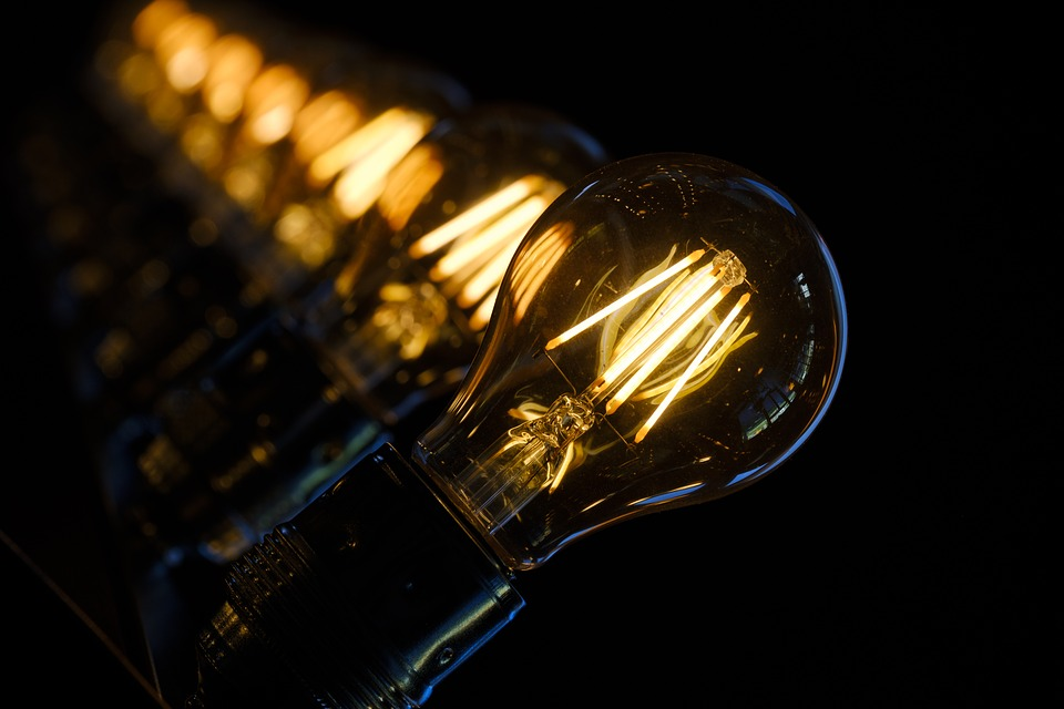 Світло лампочка комуналка