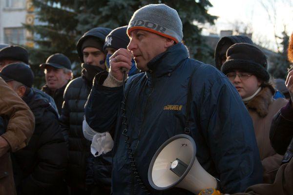 План Єврореволюції у Тернополі на найближчий тиждень