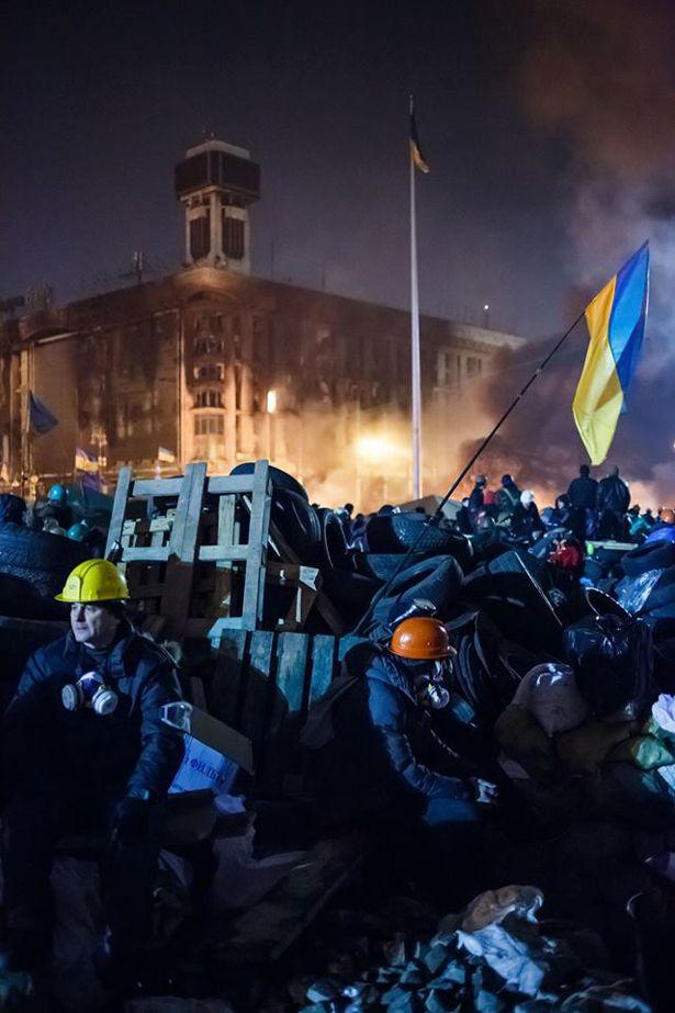 Майдан під час перемир'я