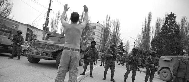 Генсек НАТО побоюється, що Росiя може пiти далi Криму
