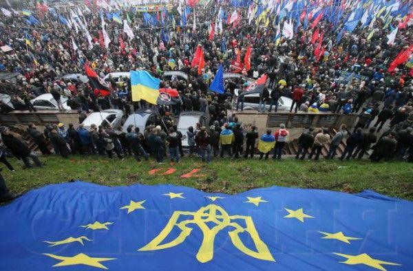 Майдан Ужгорода кличе громаду на Народне віче