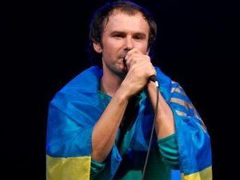 Вакарчук разом зі студентами Запоріжжя заспівав Гімн України (ВІДЕО)