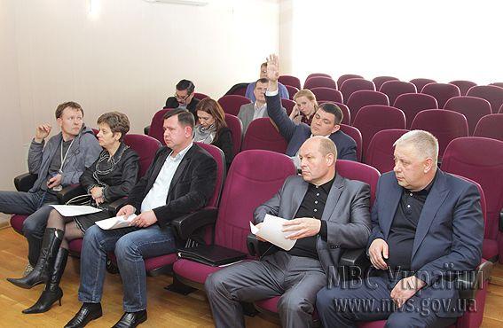 Обираємо нового начальника УМВС Рівненщини