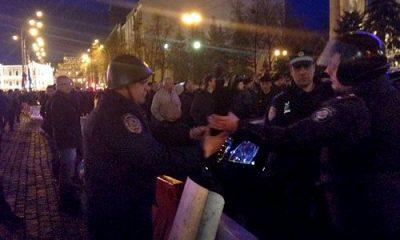 В Харкові були спіймані не сепаратисти, а майданівці