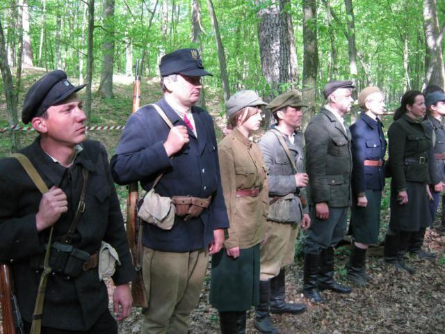 УПА і НКВС зійдуться на полі бою!