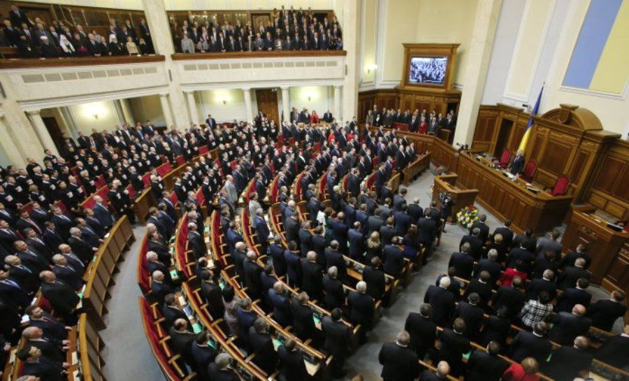 Рада розгляне питання про референдум 29 квітня - Петренко
