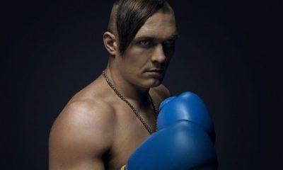 Олександр Усик знову битиметься 31 травня