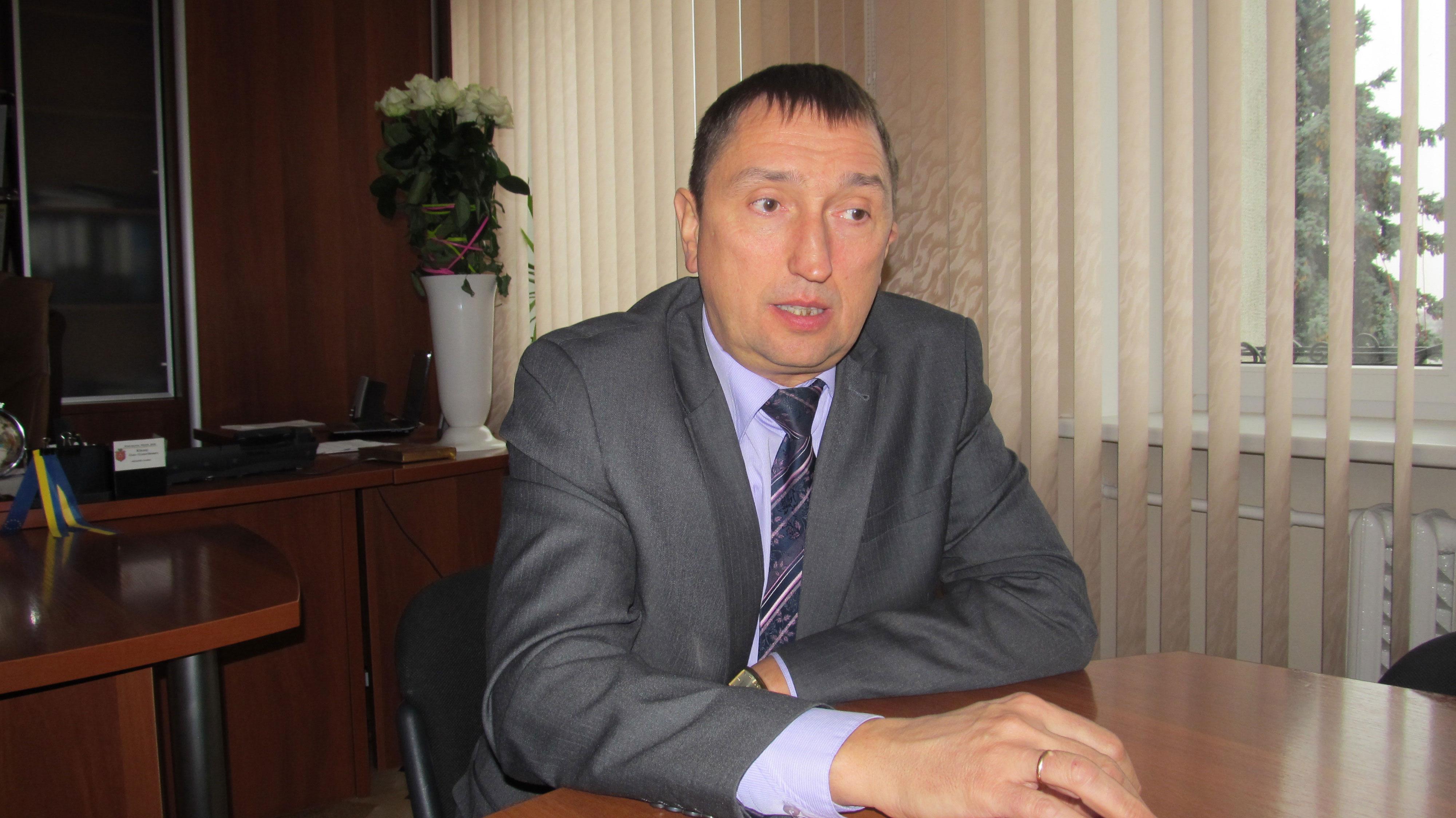 Олег кіндер мер Ковеля