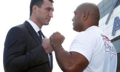 Фанати боксу в Росії не побачать бій Кличка