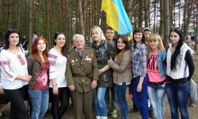 На Рівненщині вшанували Героїв Гурб гучними пострілами та вибухами