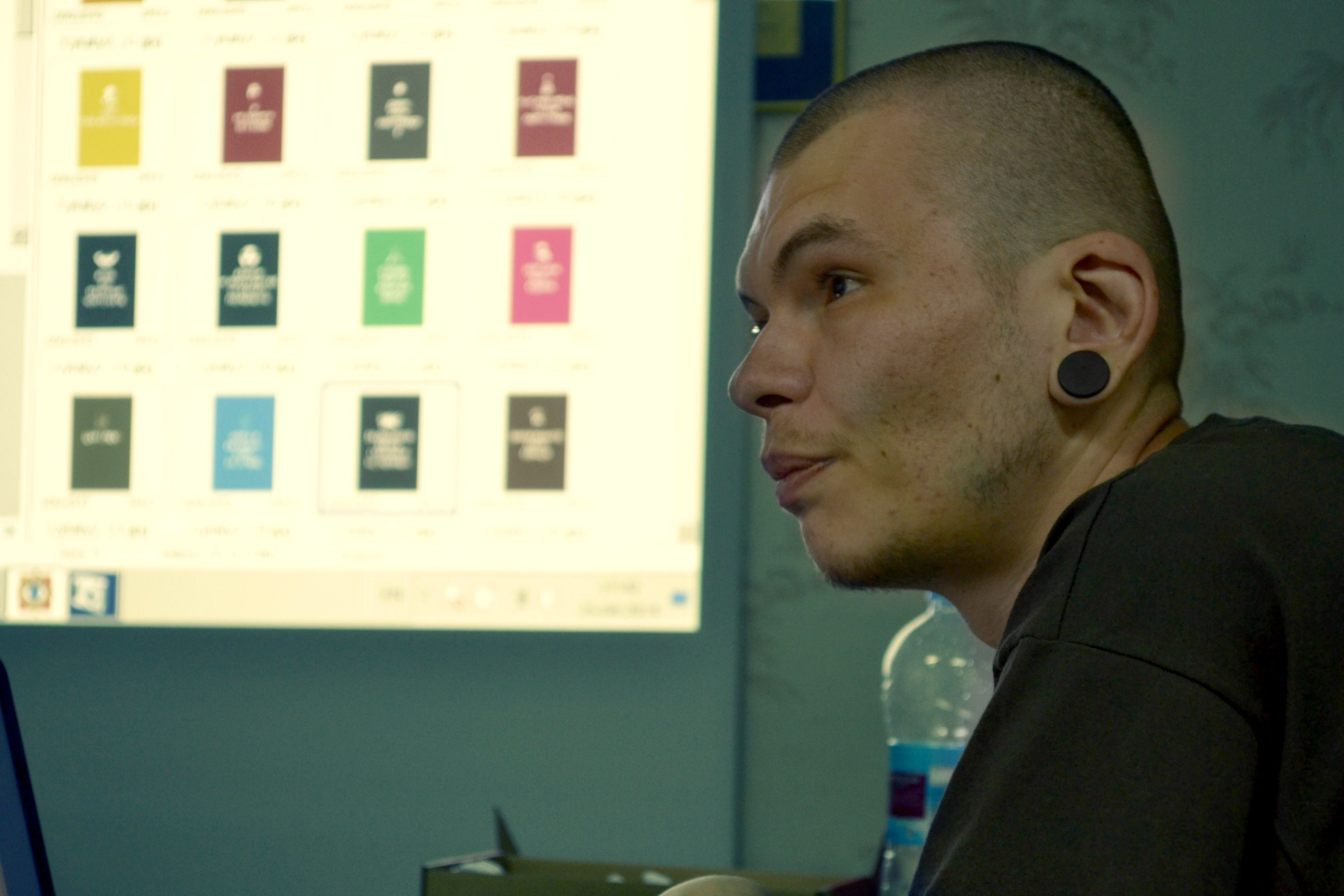 """Творець євромайданівської """"йолки"""" провів тренінг у Луцьку"""