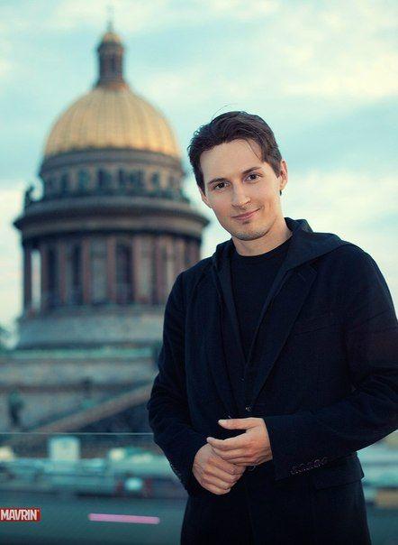 """Павло Дуров - один із творців соціальної мережі """"ВКонтакте"""""""
