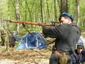 На Рівненщині вшанували Героїв Гурб гучними пострілами та вибухами (ФОТО, ВІДЕО)