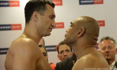 "Кличко vs Леапаї: ""Сталевий молот"" проти ""Левиного серця"""