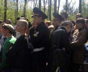 Вшанування героїв УПА на Рівненщині