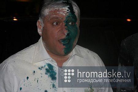 """Добкіна """"озеленили"""""""