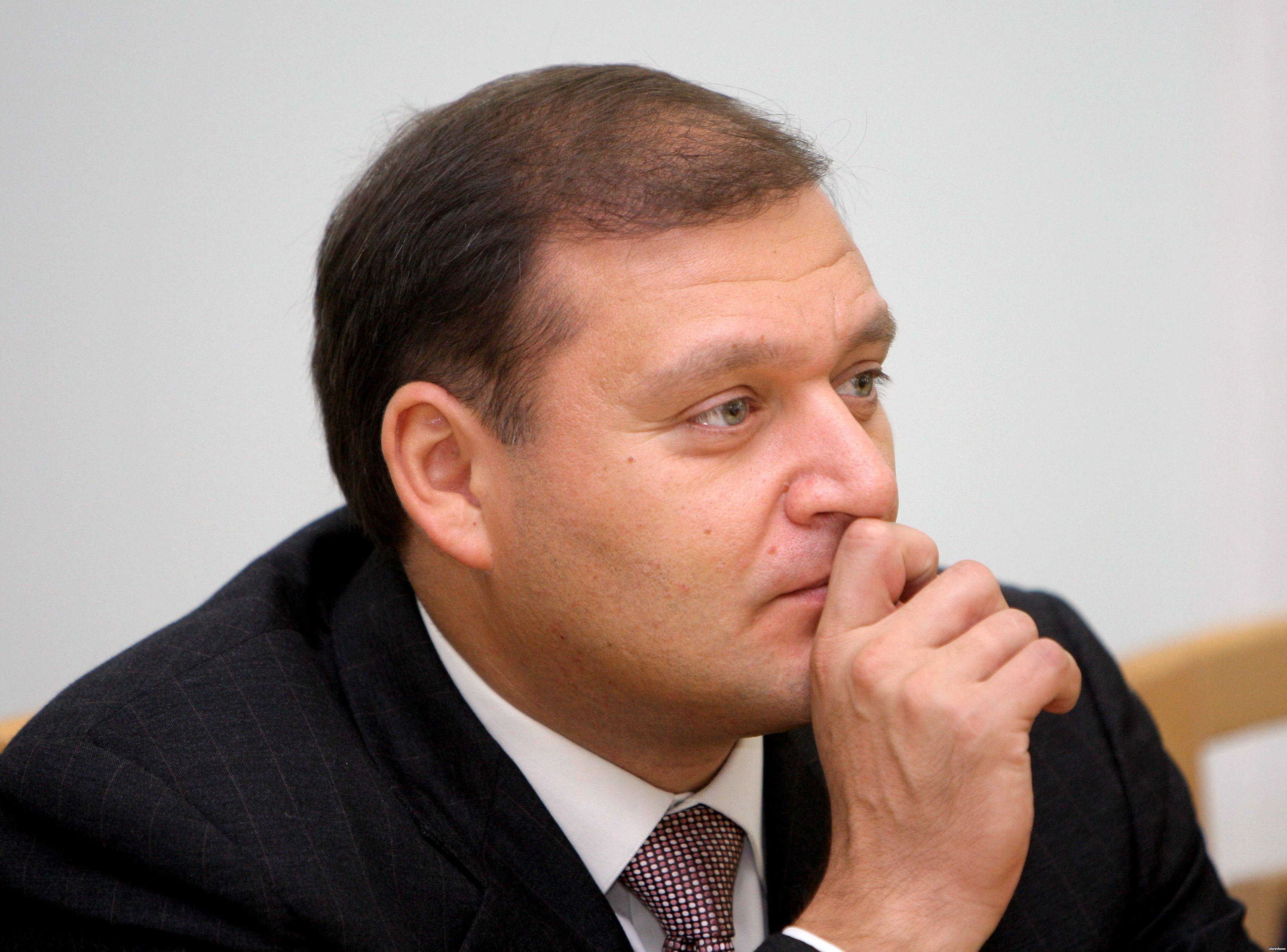 ПР прагне відсторонити Махніцького, Авакова і Наливайченка - Добкін