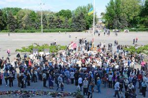 В Одесі проросійські активісти закликали зірвати президентські вибори