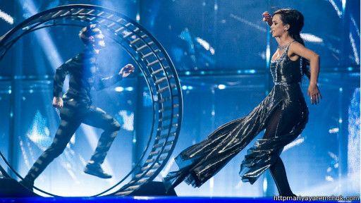 Українка Яремчук пройшла у фінал Євробачення (ВІДЕО)