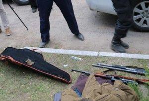 Міліція затримала 16 осіб