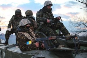 Введення військ в Новоайдар