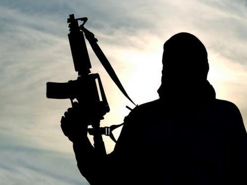 Харківські 'чорні чоловічки' обіцяють знищити усіх сепаратистів