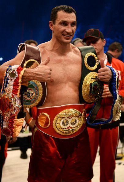 Wladimir Klitschko v Francesco Pianeta – IBF IBO WBA WBO World Championship