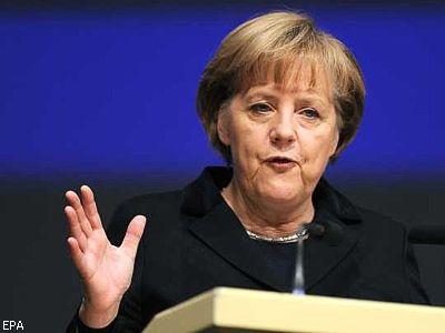 Ангела Меркель: Путін не сприяє розрядці ситуації в Україні