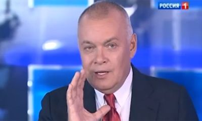 Кисельов презентував фільм про те, що українців не існує