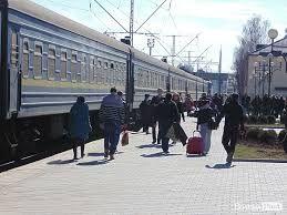 Біженців з Донбасу поселили в Межигір'ї