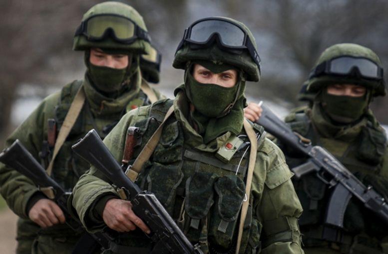 Зелені чоловічки викрали головних редакторів двох газет Донецька
