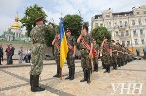 перша репетиція інавгурації президента України
