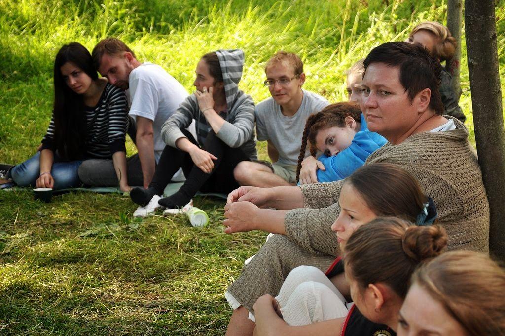 """Активну молодь запрошують на літній табір """" Youth – ACTING"""""""