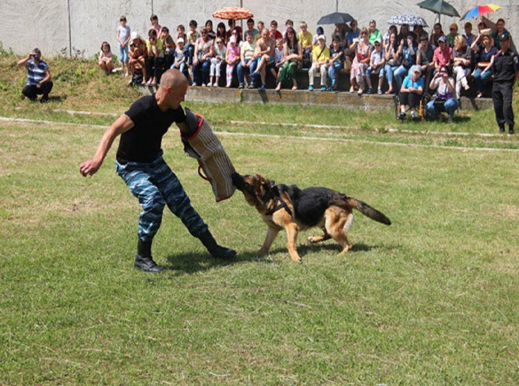 У Житомирі правоохоронці розважали школярів