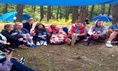 """З 28 червня по 2 липня цього року на Рівненщині відбувся молодіжний навчальний табір """"""""Youth - ACTING"""""""", який організувала Молодіжна громадська організація Молодь-ДІЄ."""