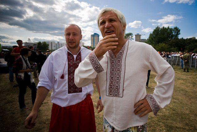 Олега Скрипку проігнорили в Росії