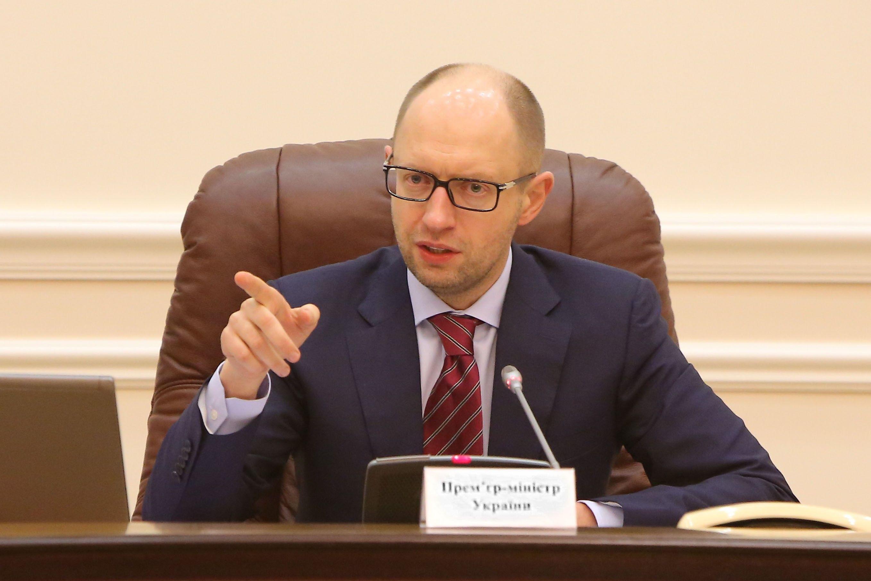 Кількість податків і зборів буде скорочено з 22 до 9 – Яценюк