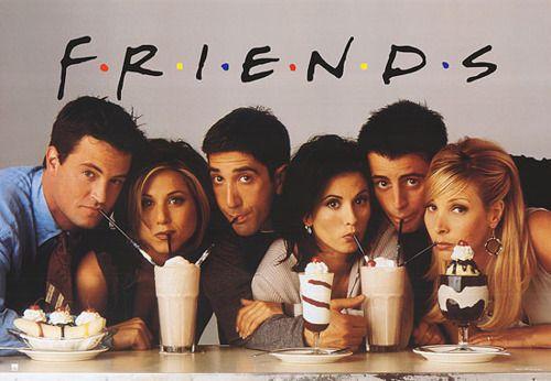 """Серіал """"Друзі"""" повернувся на екрани із новою серією"""