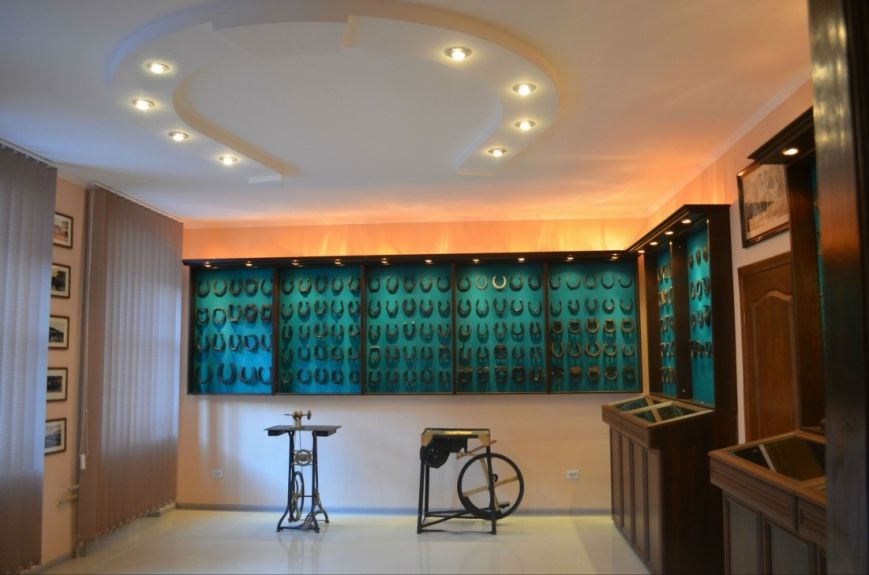 Музей підкови у Львові