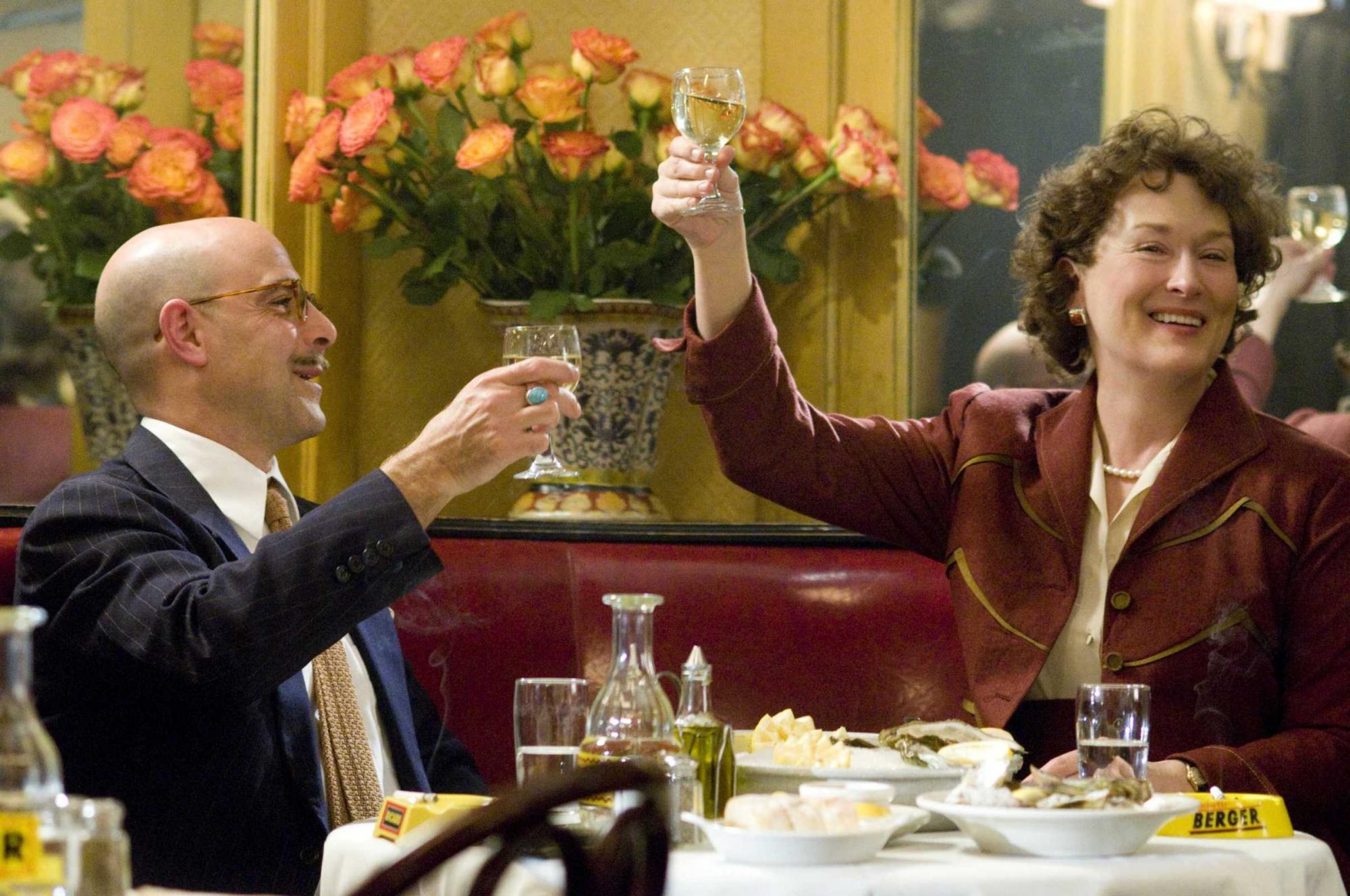 Джулі і Джулія (2009) цікаве, кіно, на реальних подіях, фільм