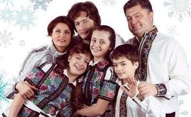 Порошенко привітав українців з Різдвом Христовим