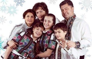 Президент України Петро Порошенко привітав українців з Різдвом Христовим ВІДЕО