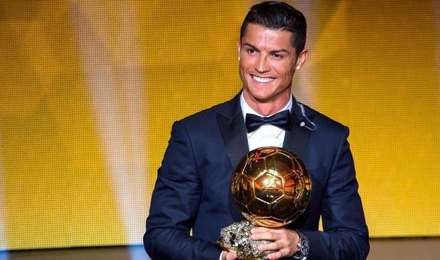 Кріштіану Роналду визнали кращим футболістом