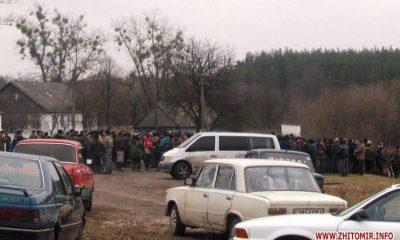 На Житомирщині олевські копачі янтарю побилися з рівненськими