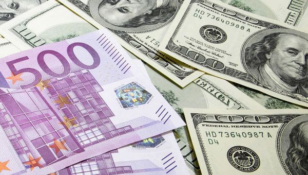 Валютний курс сьогодні, 12 лютого в порівнянні з 11.02.15